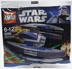30055 LEGO Star Wars Vulture Droid - Mini (Polybag)